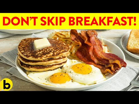 Why Breakfast Is Very Important