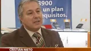 3 Génesis. Teléfonos dirigidos a adultos mayores logran éxito en Chile. Nota de Canal 13.