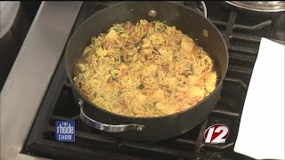 In the Kitchen: Stuffed Mini Bell Peppers(TV Maitre d' Joe Zito and Chef John Granata from Post Office Cafe show us how to make Stuffed Mini Bell Peppers. The Rhode Show is WPRI 12's daily lifestyle ..., 2016-01-27T16:00:24.000Z)