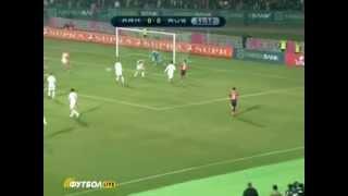 Армения - Россия 0-0, Отбор Евро 2012 Обзор матча