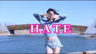4MINUTE(포미닛) - 싫어(Hate) dance by Celia from China