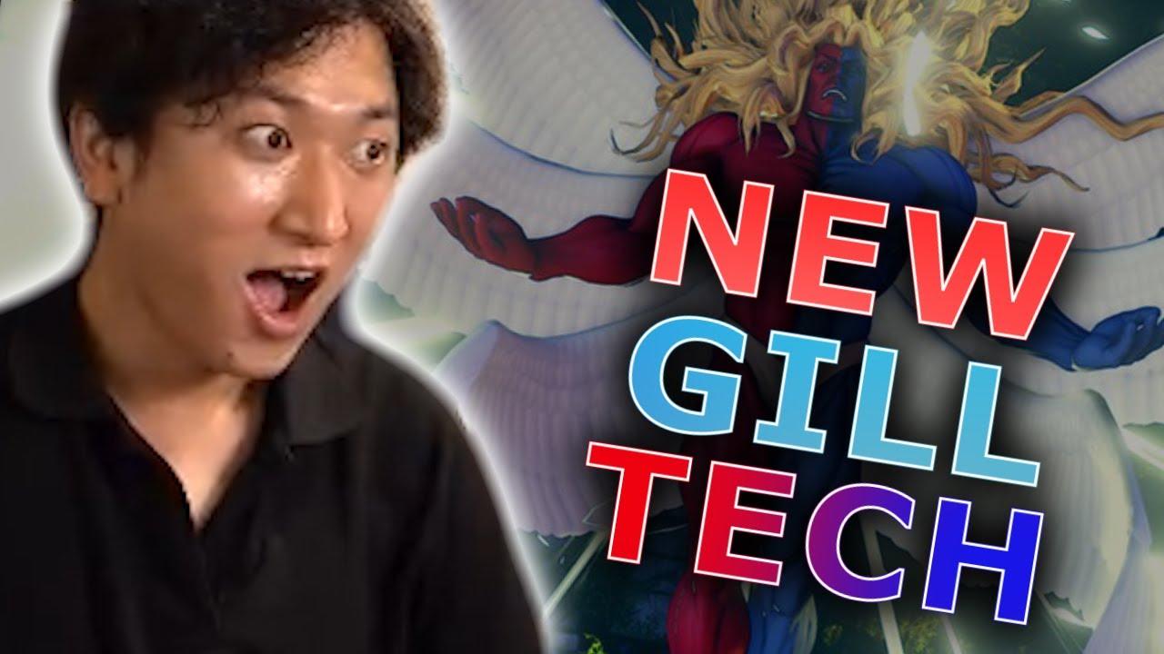 NEMO HAS FOUND NEW GILL TECH | Street Fighter V #SFVCE
