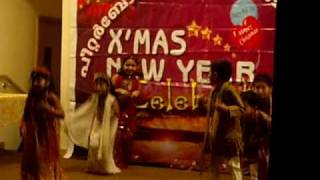 NIYA Nice - Performing at Christmas 2008 Celebrations - Peterborough!