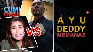 Video Ayu Ting Ting vs Deddy Corbuzier Memanas - CumiFlash 26 April 2017 download MP3, 3GP, MP4, WEBM, AVI, FLV April 2017