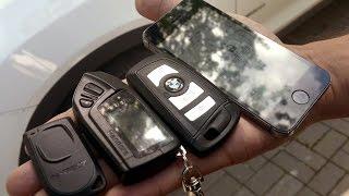 Pandora DXL 3970 на BMW X3 кузов F25
