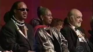 STEVIE WONDER HONOREE (COMPLETE) 22nd KENNEDY CENTER HONORS, 1999 (72)