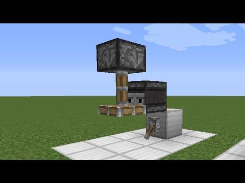 Audio_Intel Minecraft redstone observer clock