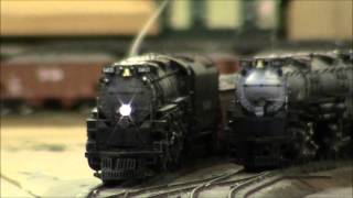 Broad Way Limited BLI Big Boy Union Pacific 4-8-8-4 Part 2