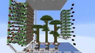 [200k Special] Triple 2x2 Jungle Tree Farm