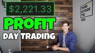 How I Made $2,000 Profit Day Trading $UGAZ