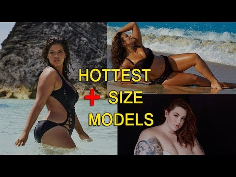 Top 10 hottest plus size model in the world@ 2018