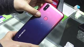 Leagoo M12, M12 Lite and M12 Plus smartphones with waterdrop notch