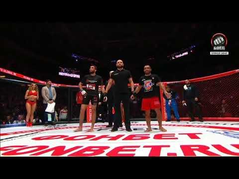 Fight night global 90 Мухаммад Эминов