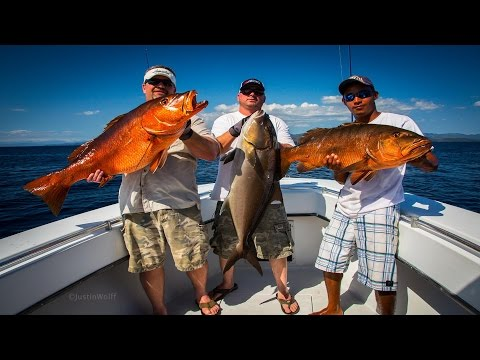 Extreme Inshore Fishing In Panama