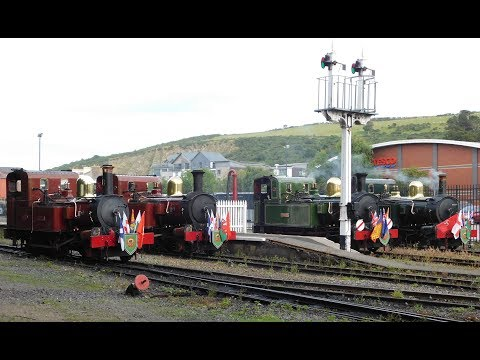 Isle of Man Steam Railway (July 2017)