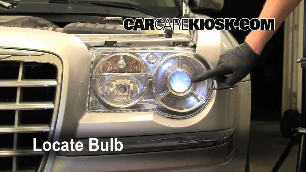 2006 Chrysler 300C Headlight, Turn Signal and Tailight
