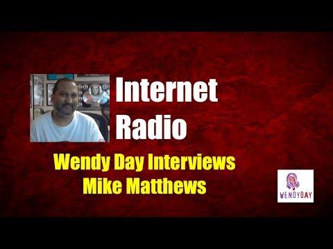 Internet Radio | Wendy Day Interviews Mike Matthews About Digital Radio