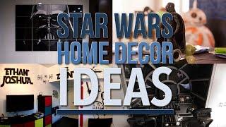 5 Star Wars Home decor ideas