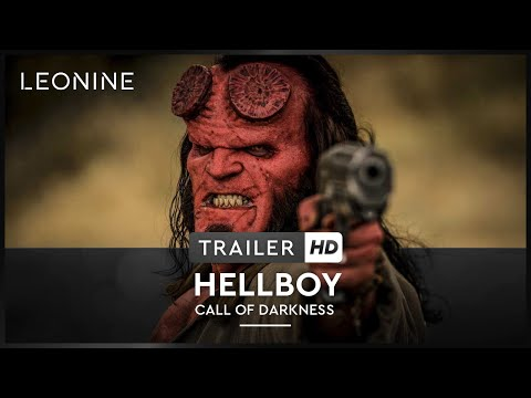 Hellboy - Call of Darkness - Trailer (deutsch/ german; FSK 12)