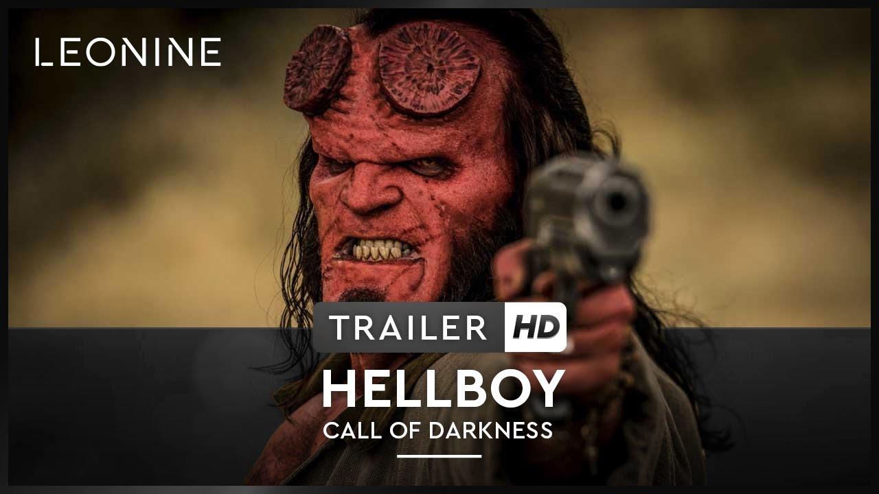 Hellboy - Call of Darkness - Trailer (deutsch/ german; FSK 12)