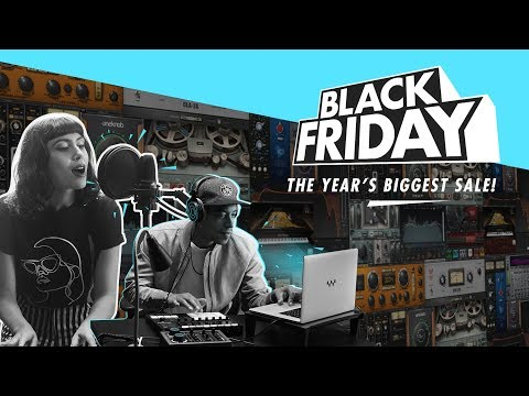 Waves Audio Sibilance De-Esser Is FREE This Black Friday! - Bedroom