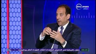 محمود طاهر يرفض اقتراح باتهام حسن حمدي والخطيب بإهدار المال العام