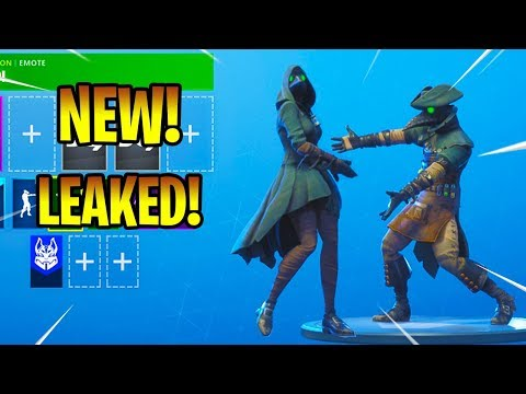 *NEW* LEAKED PLAGUE & SCOURGE SKINS With NEW DANCE EMOTES! Fortnite Battle Royale