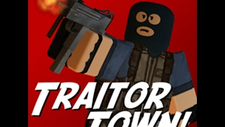 ROBLOX| Traitor Town Funny momment| HD 1080p