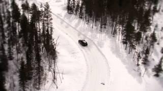 Cordiant Tyres Test-Drive Sweden