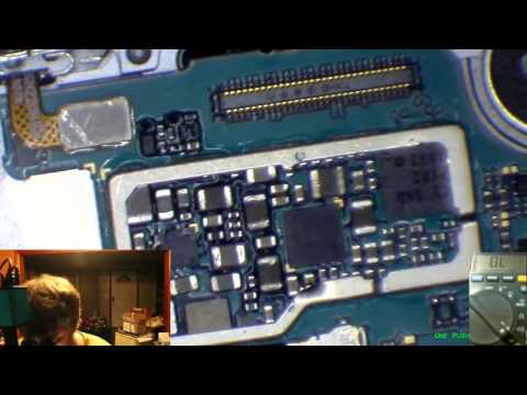 Samsung s7 no image board repair---from iPad Rehab's Lead Tech--Mark Shaffer!