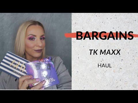 TK MAXX MAKEUP HAUL- ABH-KEVIN AUCOIN