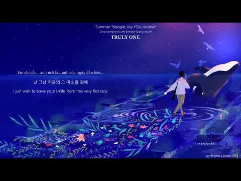 [SUMMER TRIANGLE] MY YOU-NIVERSE - Title. TRULY ONE (For Ong Seongwu)