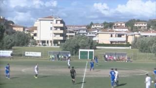 Campionato Promozione 2016/2017 30a giornata: Fonteblanda-Atletico Etruria (highlights)