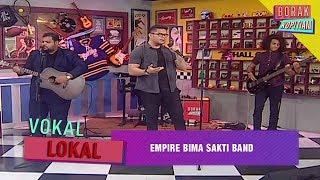 Vokal Lokal: Empire Bima Sakti Band | Borak Kopitiam (24 Mei 2019)