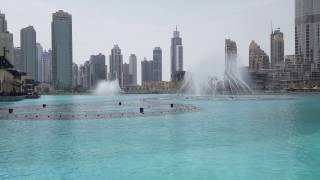 Dubai fountain hd