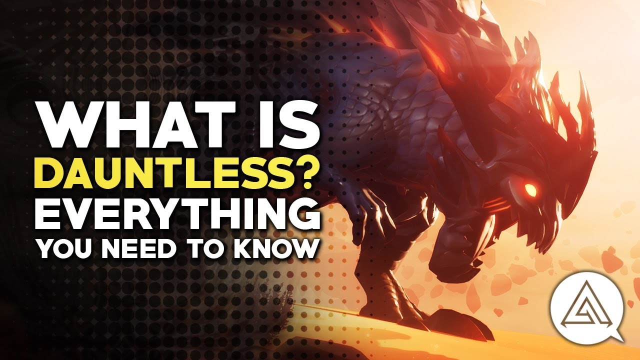 Dauntless release time on PS4, Xbox and PC, plus Dauntless