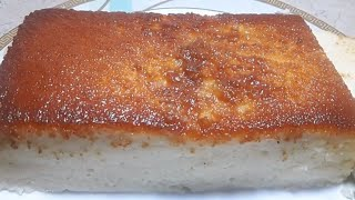 Bread Pudding Recipe | How to make easy bread pudding | *Cook With Hassan*