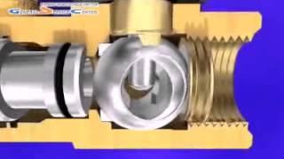 Регулировка клапана Broen Venturi(Клапан Broen Venturi имеет вид шарового крана, способного перекрыть поток, путем поворота отсечной рукоятки на..., 2014-02-27T08:38:16.000Z)
