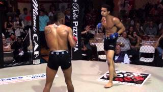 Andrew Ferguson vs. Lloyd Thornton -=- Colosseum Combat XXVI
