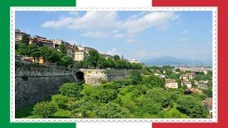 Смотреть видео бергамо италия шоппинг
