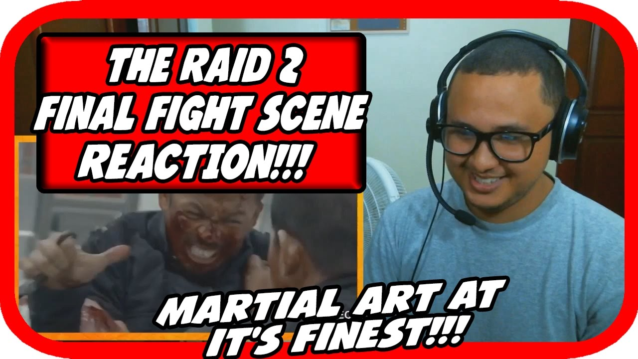 THE RAID 2 - Kitchen Fight Scene REACTION!!! - YouTube