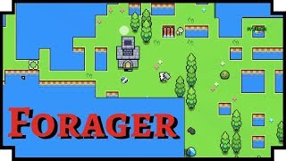 Forager   (open World Crafting / Exploration Game)
