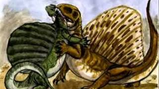 the permians greatest sail back, dimetrodon sound effects