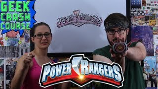 Power Rangers (20th Anniversary Overview) - Basics, Fun Facts & More - Geek Crash Course