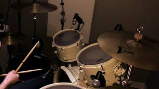 """Bugman"" - Blur (Drum Cover)"