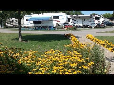 michigan full hookup campgrounds
