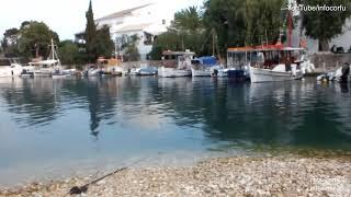 Harbour where Natasha Kaplinsky's boat was towed