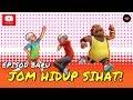 Upin & Ipin Musim 11 - Jom Hidup Sihat! video