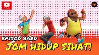 Video Upin & Ipin Musim 11 - Jom Hidup Sihat! download MP3, 3GP, MP4, WEBM, AVI, FLV November 2017