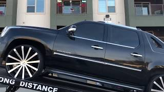 They tried to Repo my ESCALADE funny as hell....Watch what Happens